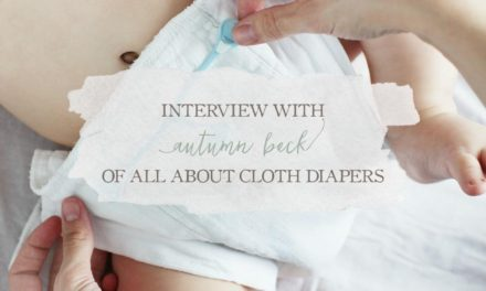 Interview with Autumn Beck of All About Cloth Diapers