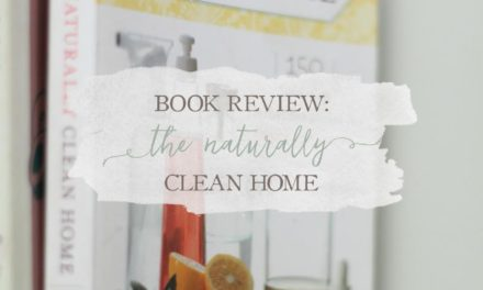 Book Review: The Naturally Clean Home