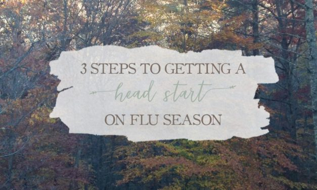 Video: 3 Steps To Getting A Head Start On Flu Season