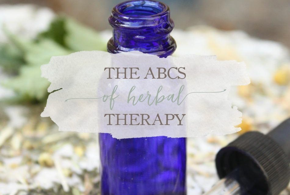 The ABC's of Herbal Therapy