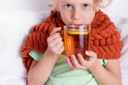 How To Help Your Child Manage A Sore Throat Naturally | Growing Up Herbal | Does your child have a sore throat? Here's how you can help them through it using natural methods.