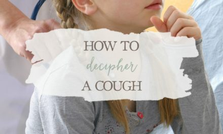 How To Decipher A Cough