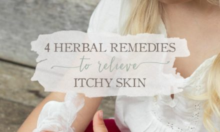 4 Herbal Remedies To Relieve Itchy Skin