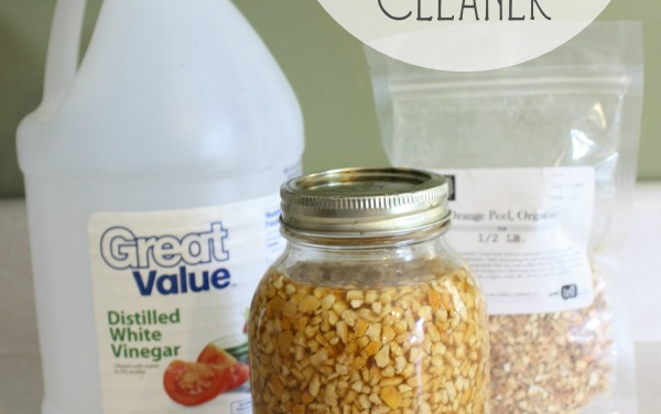 How To Make A Natural Cleaner For Your Floors