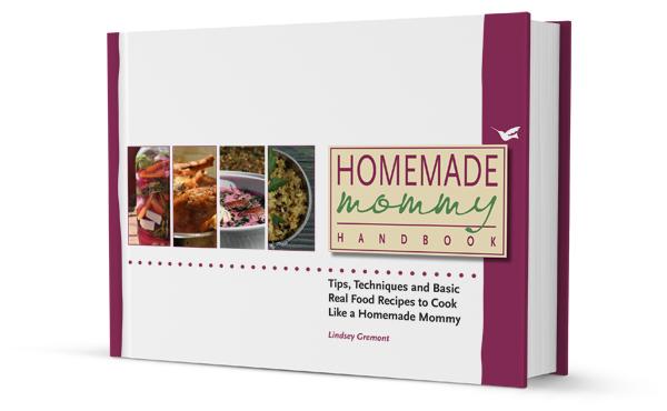 Homemade Mommy Handbook