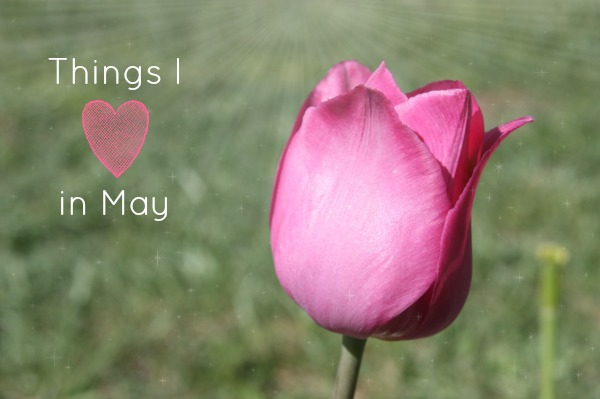 Things I Love In May