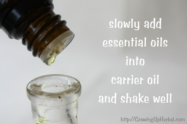 homemade bug repellent oil