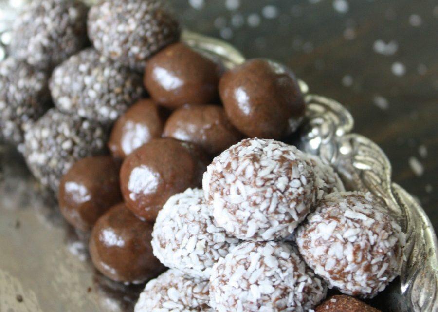 Homemade Herbal Multivitamin Balls For Kids