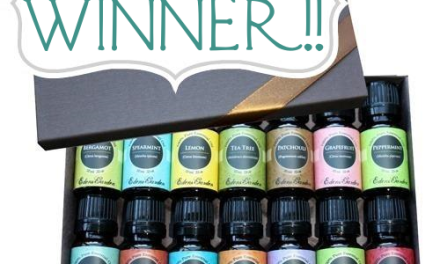 Eden's Garden Beginners Essential Oil Kit Winner