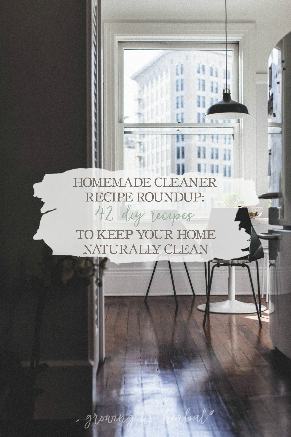 42 DIY Natural Cleaning Recipes To Keep Your Home Clean