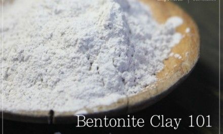 Guest Post: Bentonite Clay 101