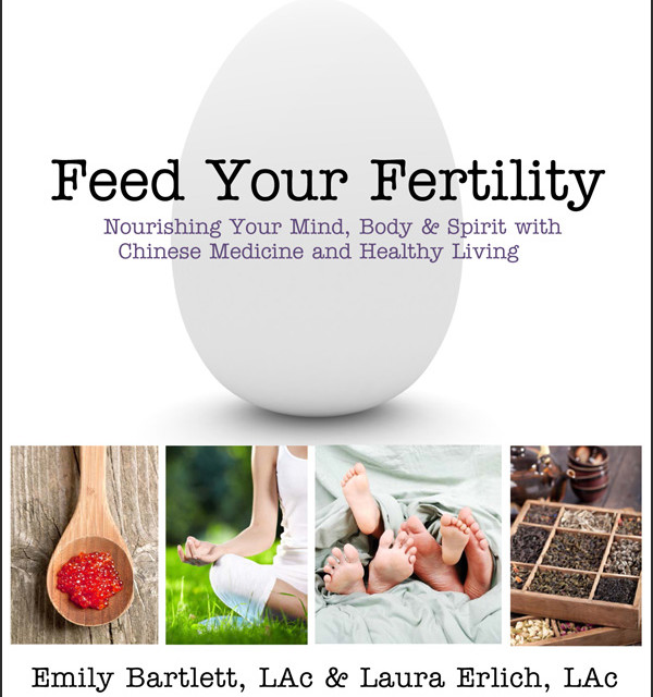 New E-Book: Feed Your Fertility by Emily Bartlett and Laura Erlich