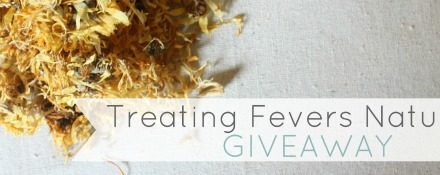 Treating Fevers Naturally: Your Most Frequently Asked Questions Answered And A BIG Giveaway