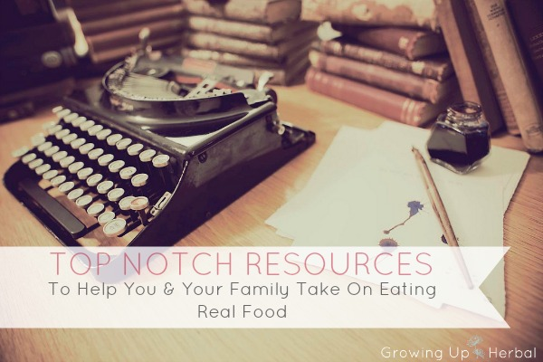 real food resources