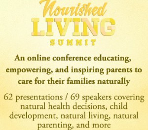 The Nourished Living Summit Is Here… And It's FREE!!