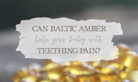 Can Baltic Amber Help Your Baby With Teething Pain? Plus, A Chance To Win One Of Your Own!