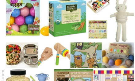 Happy Eco-Easter: 15 Easter Basket Gifts Under $15