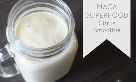 Check Out This Citrus Smoothie That Has Superfood Powers. It Tastes So Good… Your Kids Will Love It!