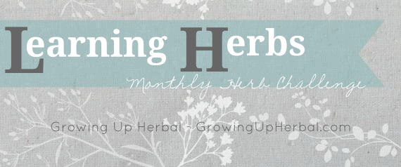 Another Learning Herbs: Monthly Herb Challenge Is Almost Ready