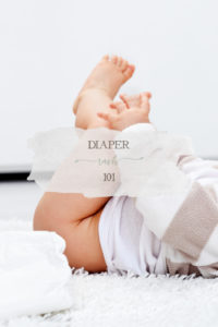 Diaper Rash 101 | GrowingUpHerbal.com | Learn what it is, what causes it, and how to prevent and treat it naturally!