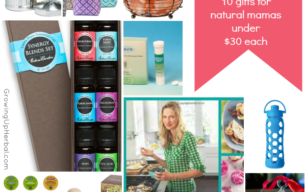 Happy Mother's Day: 10 Gifts For Natural Mamas Under $30 Each