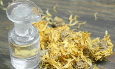 Learning Herbs: Calendula Herb Challenge – Week 4