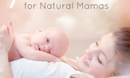 7 Postpartum Must Haves For Any Natural Mama