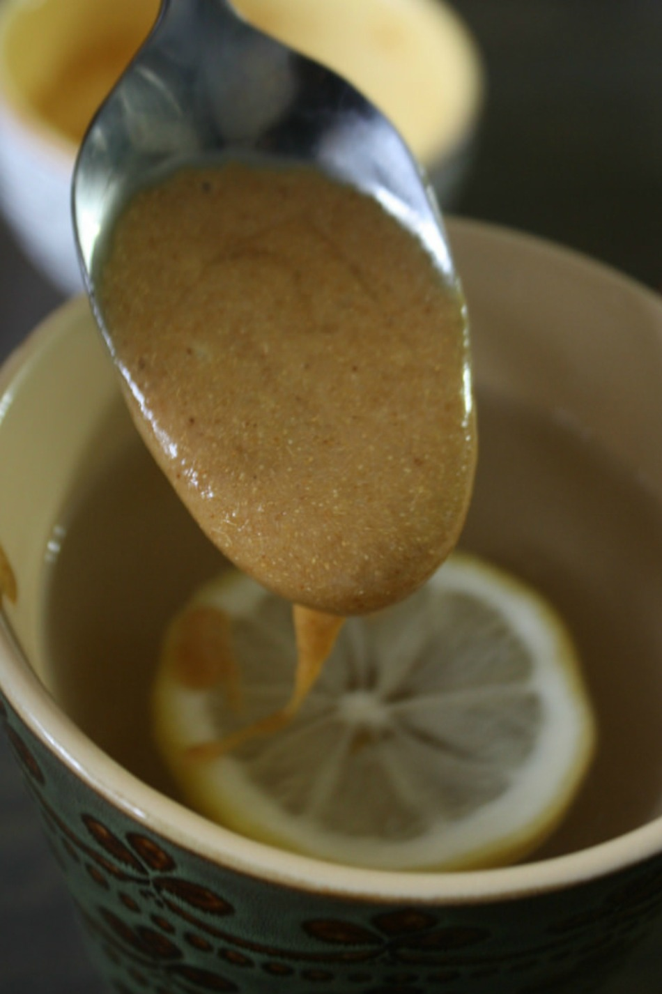 How To Use Lemon Ginger Tea To Nip A Cold In The Bud   Growing Up Herbal   Drink stimulating lemon ginger tea at the first sign of a cold to nip it in the bud!
