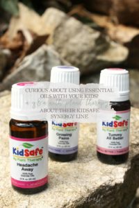 Plant Therapy Q&A About KidSafe Synergies | Growing Up Herbal | Finally a line of essential oil blends specifically for kids! Come learn more about KidSafe Synergies in today's Q&A post!