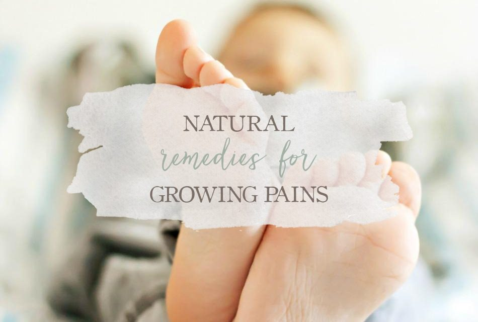 Natural Remedies For Growing Pains