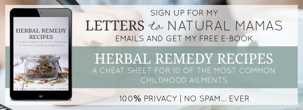 Herbal Remedy Recipes: A Cheat Sheet For 10 Of The Most Common Childhood Ailments | Growing Up Herbal