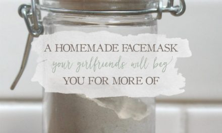 A Homemade Face Mask Your Girlfriends Will Beg You For More Of