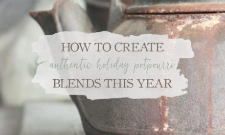 How To Create Authentic Holiday Potpourri Blends This Year