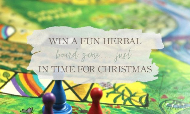 Giveaway: Win A Fun Herbal Board Game… Just In Time For Christmas!