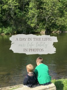 A Day In The Life: Our Life Lately In Photos | Growing Up Herbal | Here's some of what we've been up to this past month!