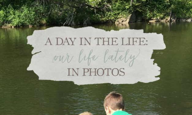 A Day In The Life: Our Life Lately In Photos