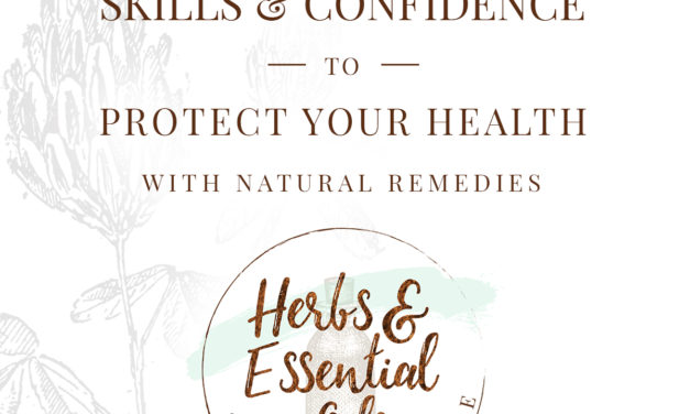 Take Charge Of Your Family's Health With The Herbs & Essential Oils Super Bundle
