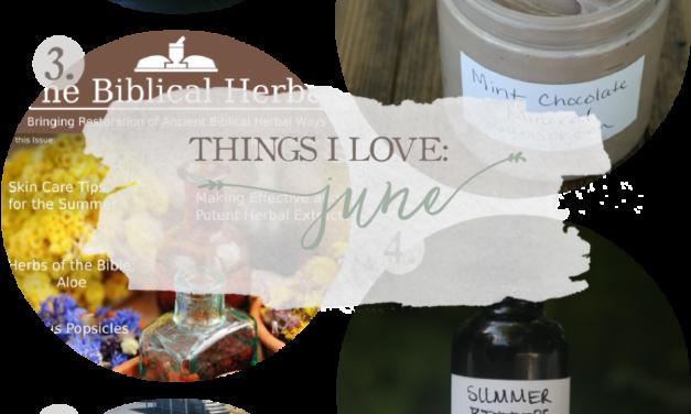 Things I Love: June 2016