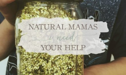 Natural Mamas – I Need Your Help!
