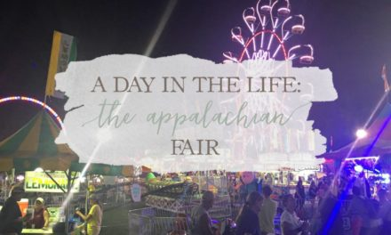 A Day In The Life: The 2016 Appalachian Fair