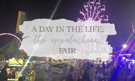 A Day In The Life: The 2016 Appalachian Fair