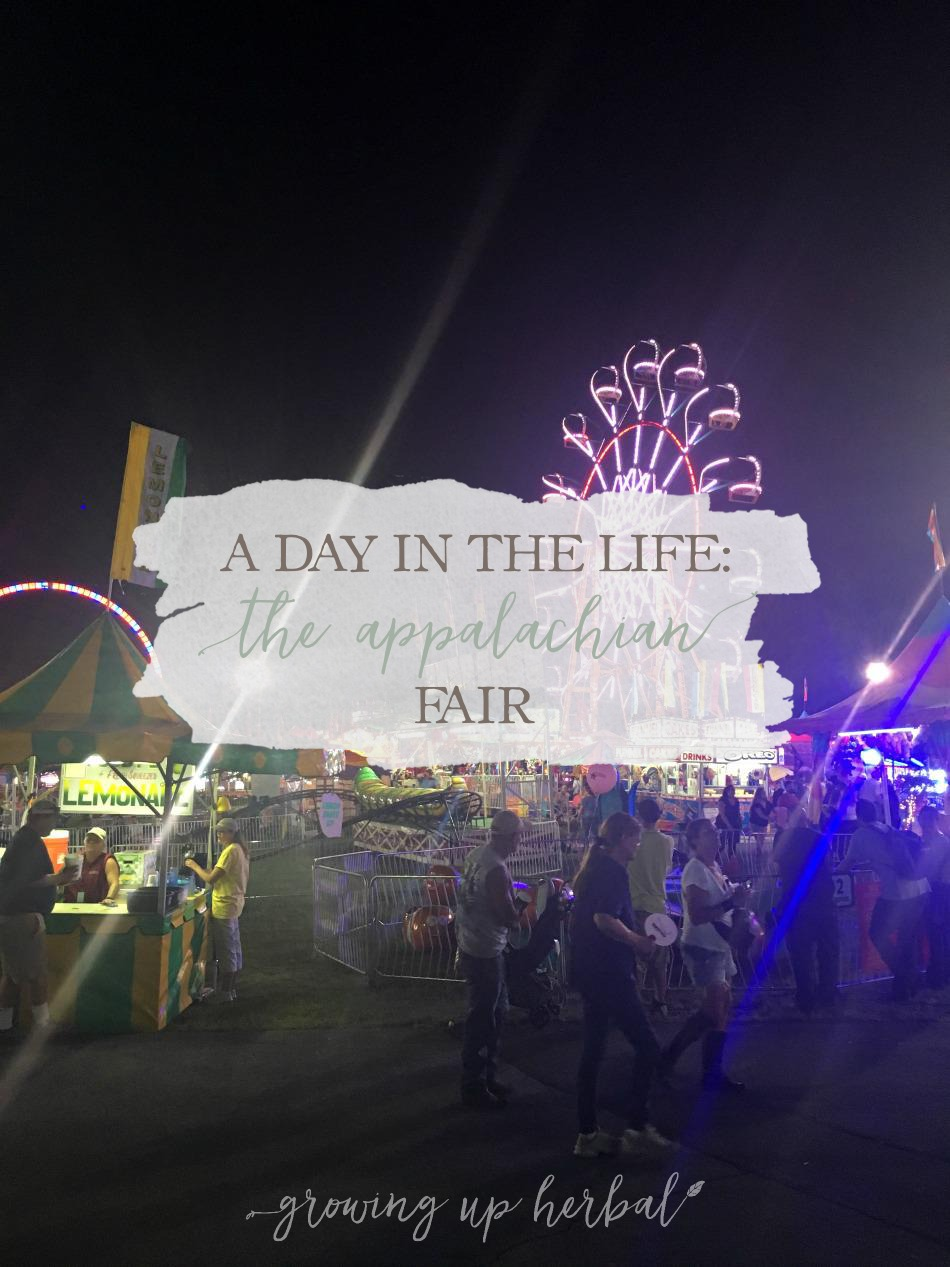 A Day In The Life: The 2016 Appalachian Fair | Growing Up Herbal | Come check out another one of our yearly family traditions! This time, we're hitting the Appalachian Fair for food, fun, and farm animals!