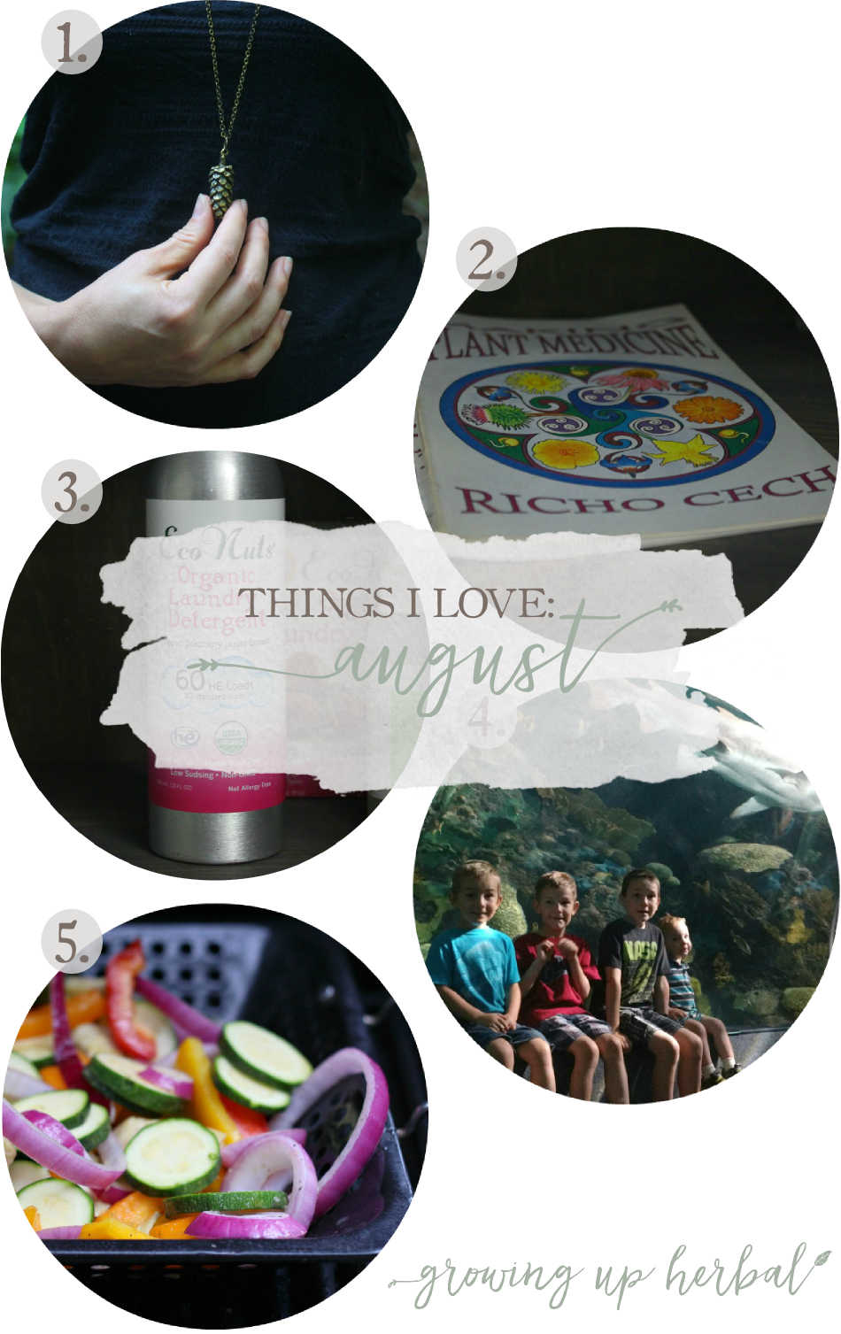 Things I Love: August 2016