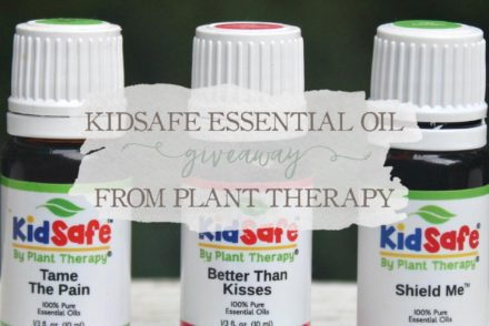 KidSafe Essential Oil Giveaway From Plant Therapy   Growing Up Herbal   Win some oils to use safely on your kiddos, mama! Enter today!