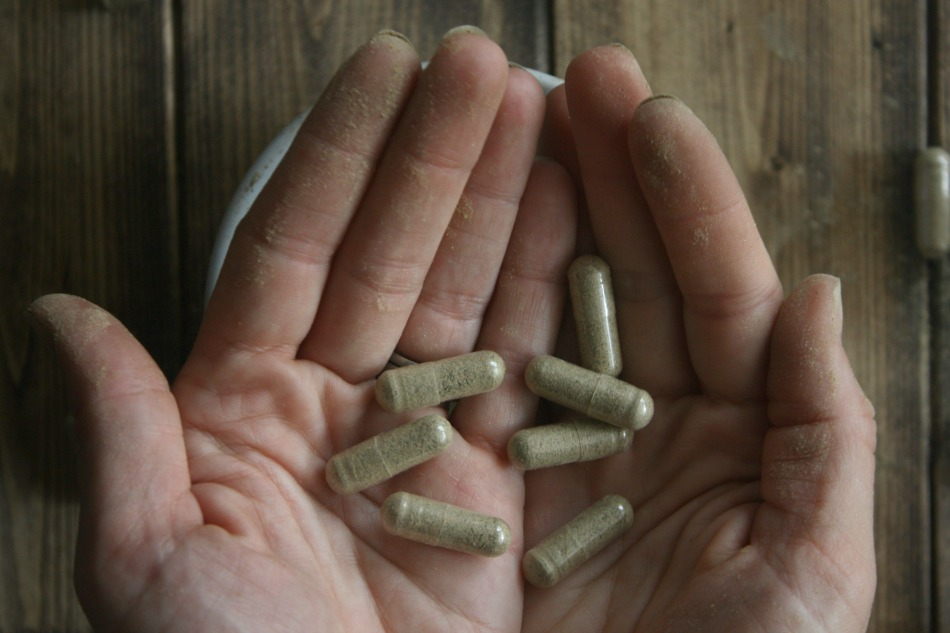 nettle herbal allergy capsules