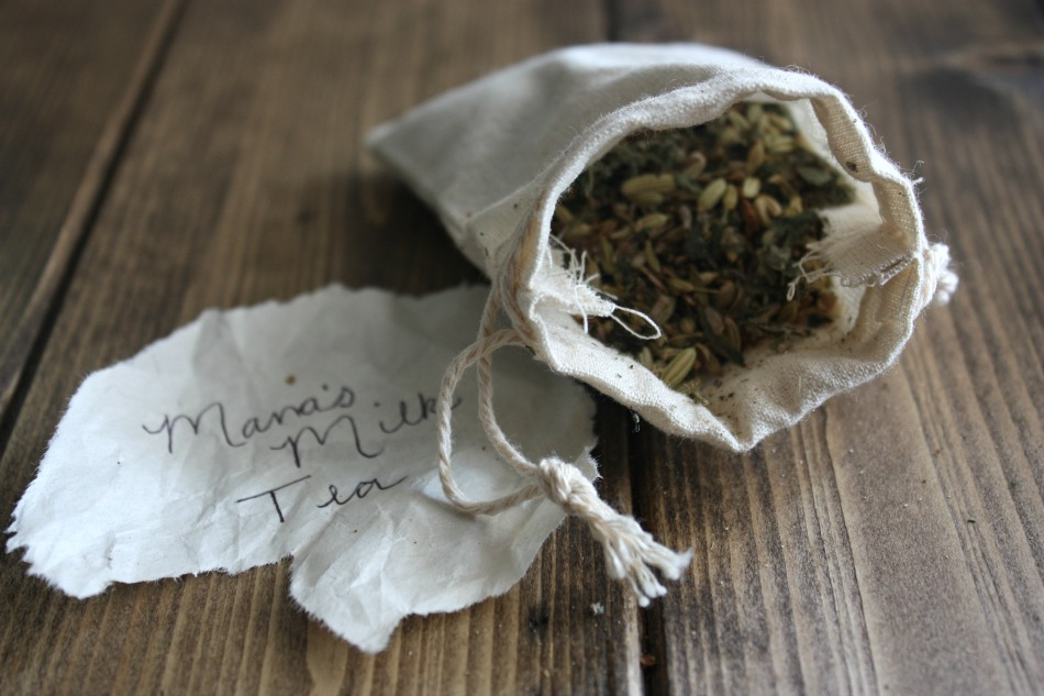 mama's milk herbal tea blend