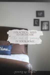 5 Practical Ways To Decrease VOCs And Off-Gassing In Your Home | Growing Up Herbal | VOCs can negatively impact your health. However, if you're not ready to drastically change your lifestyle, but you want to decrease VOCs and off-gassing in your home, I have 5 practical tips on how to do just that!