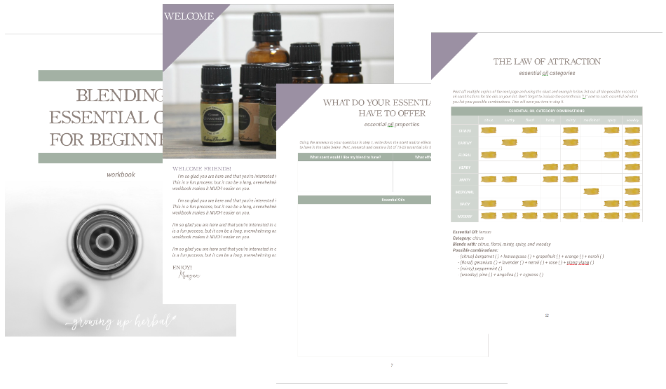 Are You Struggling With Using Herbs And Essential Oils For Your Family's Health? | Growing Up Herbal | Get all the details on the 2017 Herb & Essential Oil Super Bundle and see how it can simplify herbs and essential oils for you!
