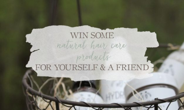 Mother's Day Giveaway: Win Some Natural Hair Care Products For Yourself & A Friend