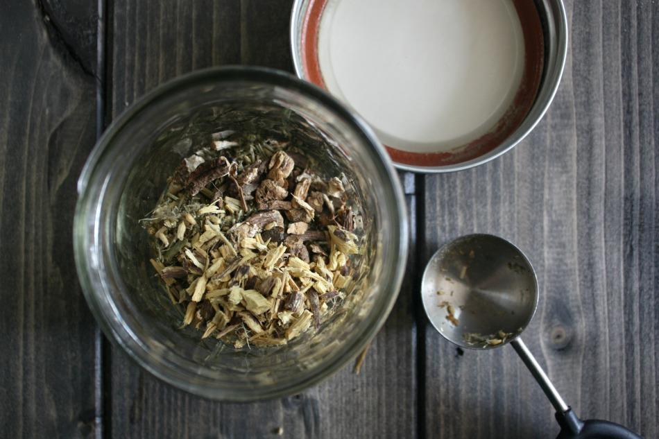 herbal bitters blend